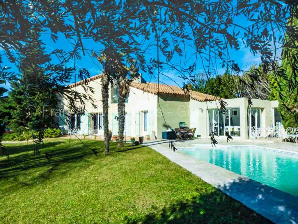 location maison vacances piscine privee sud france AN41 1 1024x768 - New : maison piscine au bord du canal du Midi
